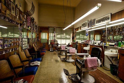 meble do salonu fryzjerskiego